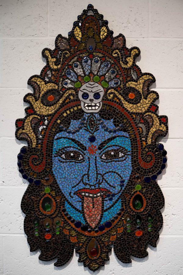 Kali mosaic