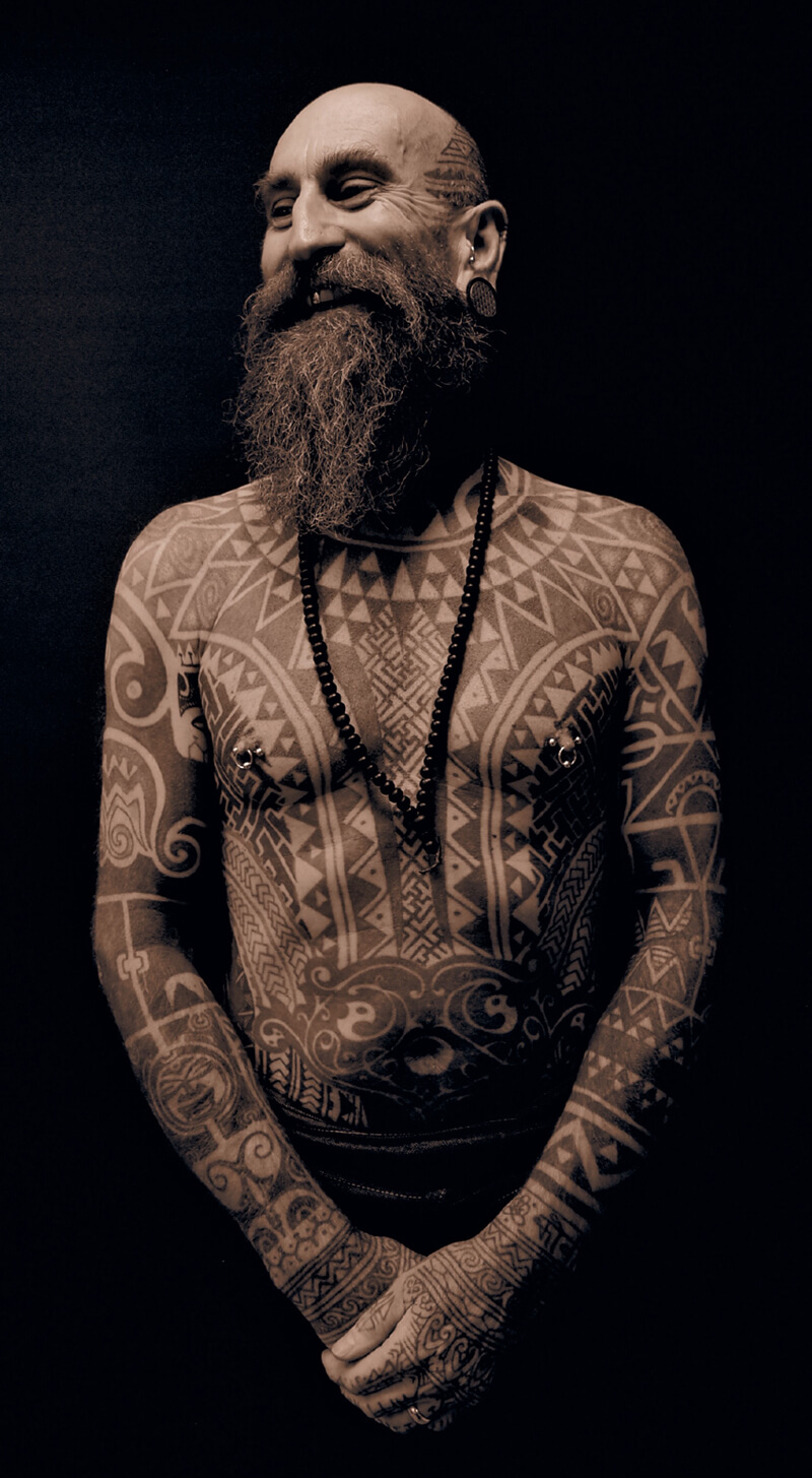 Neil Bass Owner & founder of Tattoo FX