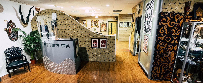 Tattoo FX Studio